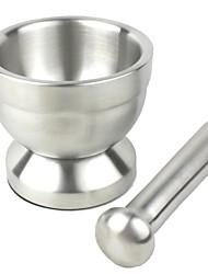 engrossado moedor de esmagamento de aço inoxidável ferramenta de moagem