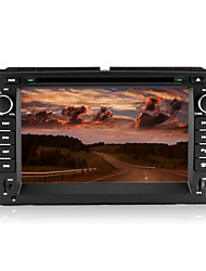 abordables -Chtechi 7 pulgada 2 Din Windows CE 6.0 / Windows CE En tablero reproductor de DVD Bluetooth Integrado / GPS / Interface 3D para GMC Apoyo / Control de Volante / Salida para Subwoofer / Juegos