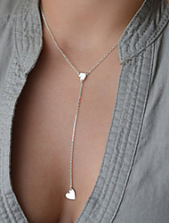 cheap -Women's Pendant Necklace - Fashion Silver / Golden Necklace For Party / Daily / Casual