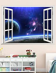 economico -3d muro adesivi muro stile decalcomanie immenso cielo stellato adesivi murali in pvc creativi