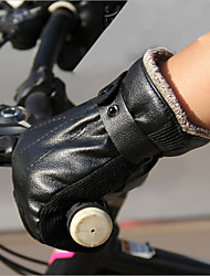 cheap -BOODUN® Sports Gloves Bike Gloves / Cycling Gloves Moisture Permeability Breathable Reduces Chafing Shockproof Full-finger Gloves Leather