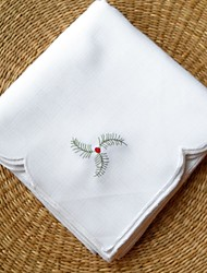 cheap -Bulk Monogrammed Wedding Napkins, Embroidered Cloth Napkins, Wedding Linens, Wedding Gift Monogrammed Mapkins cotton