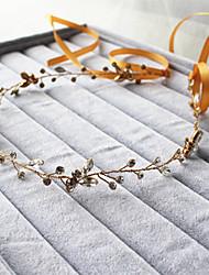 baratos -Strass Headbands 1 Casamento Ocasião Especial Capacete