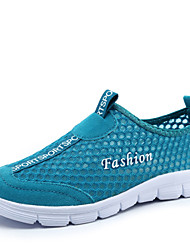 cheap -Big Size 38-45 Men's Casual Sport Walking Shoes Tulle Black / Blue / Brown / Green / Gray