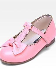 billige -Flade sko ( Sort / Rosa / Rød / Hvid ) - GIRL - Åben tå