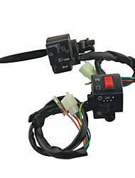 cheap -Motorcycle Left Right Handle Bar Electrical Switch for Suzuki DC 12V