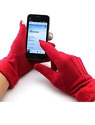 Aktivnost / Sport Rukavice Rukavice za ekrane osjetljive na dodir Biciklističke rukavice Ugrijati Vjetronepropusnost Podstava od flisa
