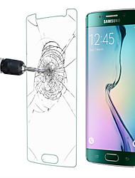 economico -protezione schermo protettiva samsung galaxy per s6 edge più protezione in vetro temperato per schermo frontale ad alta definizione (hd)