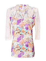 cheap -Women's Chic & Modern Bodycon Dress - Floral, Flower Print