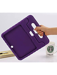 cheap -Case For Tab S 10.5 Samsung Galaxy Tab A 9.7 Samsung Galaxy Case Shockproof with Stand Child Safe Full Body Cases Solid Color Silicone for