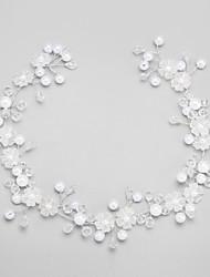 Недорогие -кристалл имитация жемчужный сплав головные уборы головной убор элегантный стиль