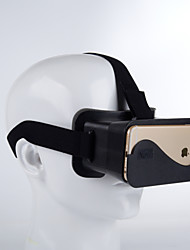 Недорогие -3D очки пластик Прозрачный Виртуальные очки реальности VR Круглый