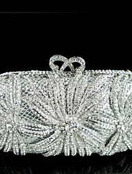 cheap -Women Bags PU Evening Bag for Event/Party All Seasons Silver