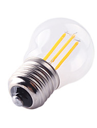 cheap -HRY 1pc 1000 lm E26/E27 LED Filament Bulbs A60(A19) 4 leds High Power LED Decorative Warm White Cold White AC 220-240V