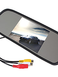 Недорогие -5-дюймовый зеркало заднего вида дисплей