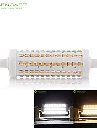 cheap -900-1200lm R7S LED Corn Lights Recessed Retrofit 108 LED Beads SMD 2835 Dimmable Warm White / Cold White 85-265V / 1 pc