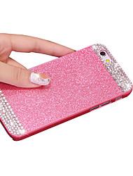 economico -Per iPhone X iPhone 8 Custodia iPhone 5 Custodie cover Con diamantini Custodia posteriore Custodia Glitterato Resistente PC per iPhone X