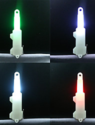 cheap -4x LED Drop Underwater Noctilucent Fishing Flashing White Light