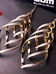 cheap -Women's Drop Earrings Statement Jewelry European Personalized Costume Jewelry Alloy Jewelry Jewelry For Wedding Party Special Occasion