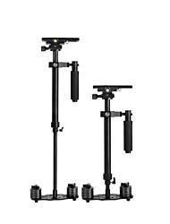 yelangu® 60 centimetri stabilizzatore palmare, Steadicam stabilizzatore di macchina fotografica per la video macchina fotografica DV DSLR (nero)