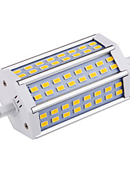 economico -ywxlight® r7s led corn lights 48 smd 5730 1480 lm bianco caldo bianco freddo decorativo ac 85-265 v