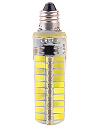 economico -ywxlight 12w e11 led corn lights t 80 smd 5730 1200 lm bianco caldo / freddo bianco dimmerabile / decorativo ac 110-130 v 5 pz