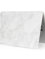 abordables -MacBook Funda para Carcasas de Cuerpo Completo Mármol ABS MacBook Pro 15 Pulgadas MacBook Air 13 Pulgadas MacBook Pro 13 Pulgadas MacBook