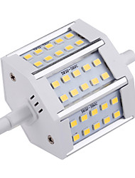 ywxlight® r7s led corn lights 30 smd 2835 810 lm bianco caldo bianco freddo decorativo ac 85-265 v