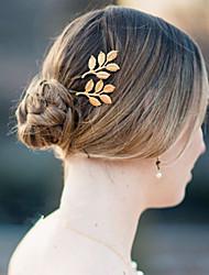 Pince à Cheveux Alliage Vintage / Mignon / Soirée / Travail / Décontracté Autre Femme