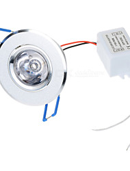 cheap -LED Panel Lights 1 High Power LED 100-450 lm RGB 2500-5600 K Remote-Controlled AC 85-265 V