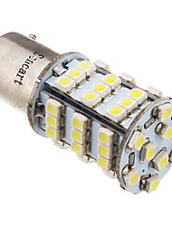 1156 BA15S (1156) Blanc SMD 3528 6000Lumières pour tableau de bord Eclairage plaque d'immatriculation Feux clignotants Feux stop Lampe de