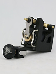 Недорогие -горячий! поворотный татуировки пулемет 7 цветов алюминиевого сплава пушки для шейдерного блока и вкладыша питания