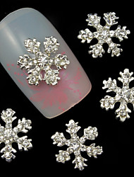 preiswerte -- Finger - Andere Dekorationen - Metall / Andere - 3 Stück - 7X5X0.5 cm