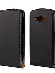 رخيصةأون -غطاء من أجل Samsung Galaxy حالة سامسونج غالاكسي قلب غطاء كامل للجسم لون سادة جلد PU إلى S3