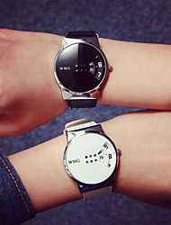 Fashion New Women Casual Waterproof Cool Minimalist Unisex Quartz Wristwatches Relogio Watches Couple Watch Cool Watches Unique Watches