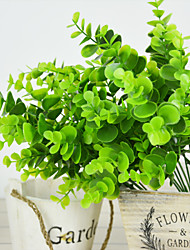 cheap -Small Pea Plant Plastic Plants Artificial Flowers