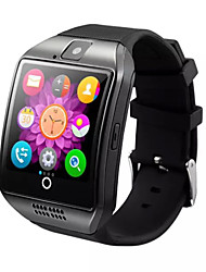 cheap -Bluetooth Smart Watch Q18 with camera TF card and SIM card slot Bluetooth smartwatch Smart phone for Android and IOS