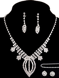 cheap -Women's Others Jewelry Set Rings / Earrings / Necklace - Regular For Wedding / Party / Special Occasion
