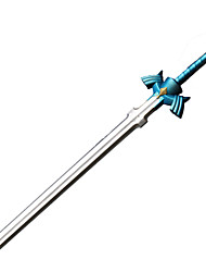 Arma / Spada Ispirato da The Legend of Zelda Cosplay Anime Accessori Cosplay Arma Argento ABS / PVC Uomo