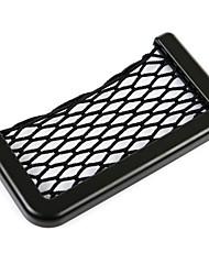 economico -ziqiao multifunzione telefoni bag automobile incorporano stoccaggio box 15 x 8,5 centimetri di rete