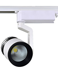 LED Track Lights 1 COB 2800 lm Warm White Cold White K Decorative AC 85-265 V