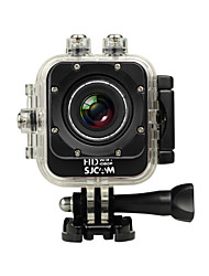 SJCAM®  M10 WIFI Sports Action Camera 8MP / 3MP / 12MP 4000 x 3000 / 1920 x 1080 WiFi / Waterproof 4x 1.5 CMOS 32 GB H.264Single Shot /