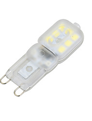 abordables -G9 Luces LED de Doble Pin Luces Empotradas 14 leds SMD 2835 Decorativa Blanco Cálido Blanco Fresco 100-200lm 3500/6500K AC 100-240V