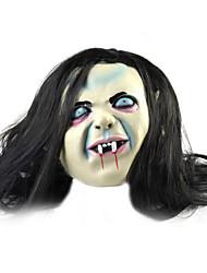 Недорогие -Маски на Хэллоуин Гаджет для розыгрыша Ужасы Ластик Куски Взрослые Игрушки Подарок