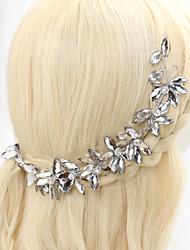 flores de liga festa de noiva cabeça elegante estilo feminino clássico