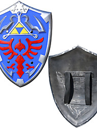 economico -Arma Ispirato da The Legend of Zelda Cosplay Anime Accessori Cosplay Arma Blu ABS / PVC Uomo