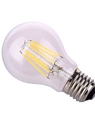 cheap -YWXLIGHT E26/E27 12W 6 COB 1020 LM Warm White / Natural White A60(A19) Decorative Globe Bulbs AC 220-240 / AC 110-130 V