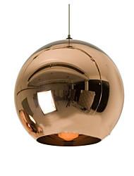 Contemprâneo / Tradicional/Clássico / Rústico/Campestre / Retro / Lanterna / Vintage LED Vidro Luzes PingenteSala de Estar / Quarto /