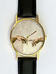 cheap -Unisex, Sistine Chapel, Renaissance Art, Women's Watch, Men's Watch, Vintage Inspired, Analog, Gift Idea Cool Watches Unique Watches