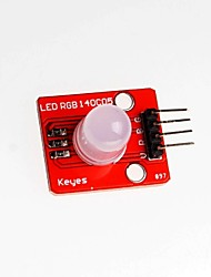 cheap -Full-Color LED Module Electronic Building Blocks 10mm Bright Full-color LED New